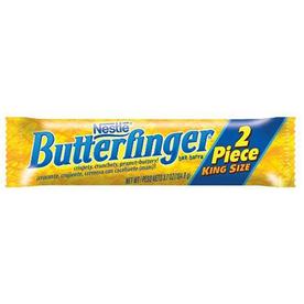 Nestle 3.7-oz King Size Butterfinger Candy Bar