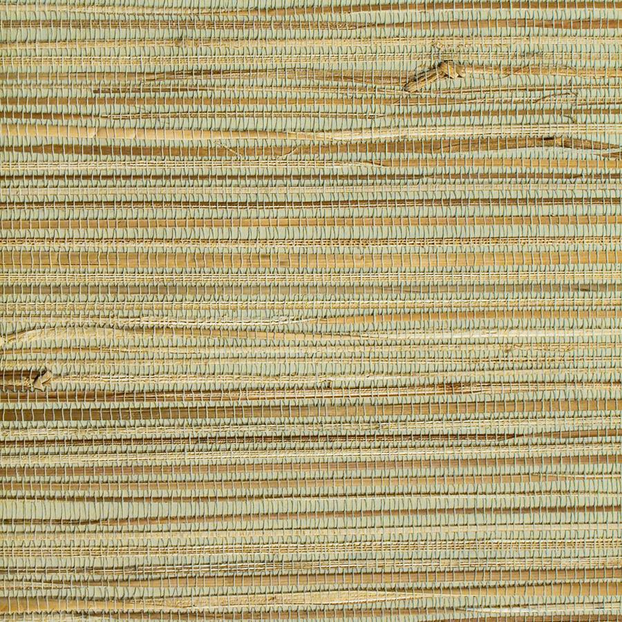 Shop Waverly Brown Grasscloth Unpasted Textured Wallpaper