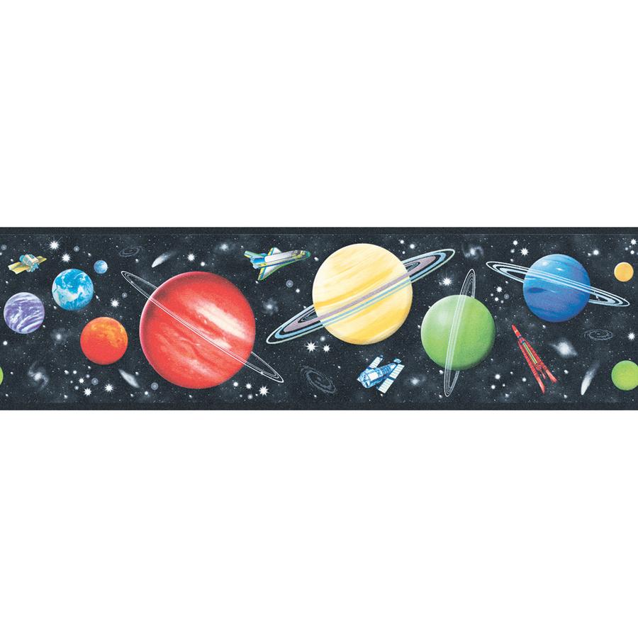 Space Wallpaper Border