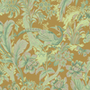 allen + roth Brown Strippable Paper Prepasted Wallpaper