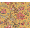 allen + roth Yellow Strippable Paper Unpasted Wallpaper
