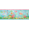 allen + roth 9.25-in Prepasted Wallpaper Border