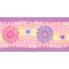 allen + roth 9-in Purple Prepasted Wallpaper Border