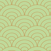 allen + roth Green Strippable Paper Prepasted Wallpaper