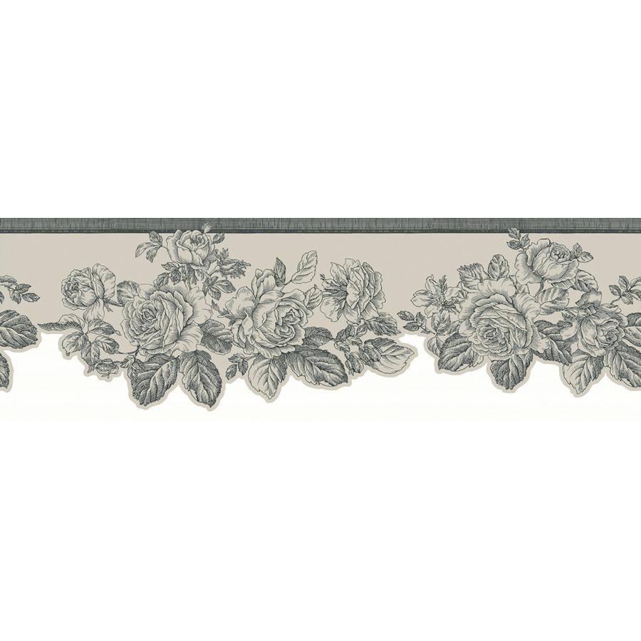 black lace wall border
