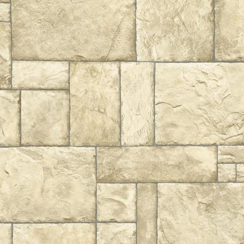stone wallpaper home decor allen roth neutral stone