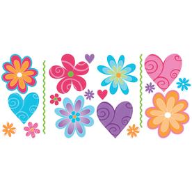 allen + roth Flirty Flowers Appliques