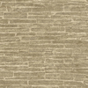 allen + roth Gray Strippable Vinyl Prepasted Classic Wallpaper