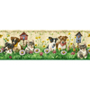 allen + roth 5-in Green Prepasted Wallpaper Border