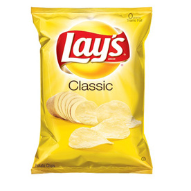 Pepsi 2.5-oz Lay's Potatio Chips/Snacks