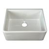 Barclay Single-Basin Apron front/Farmhouse Fireclay Kitchen Sink