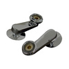 Barclay Polished Chrome Mounting Ring