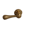 Barclay Polished Brass Trip Lever