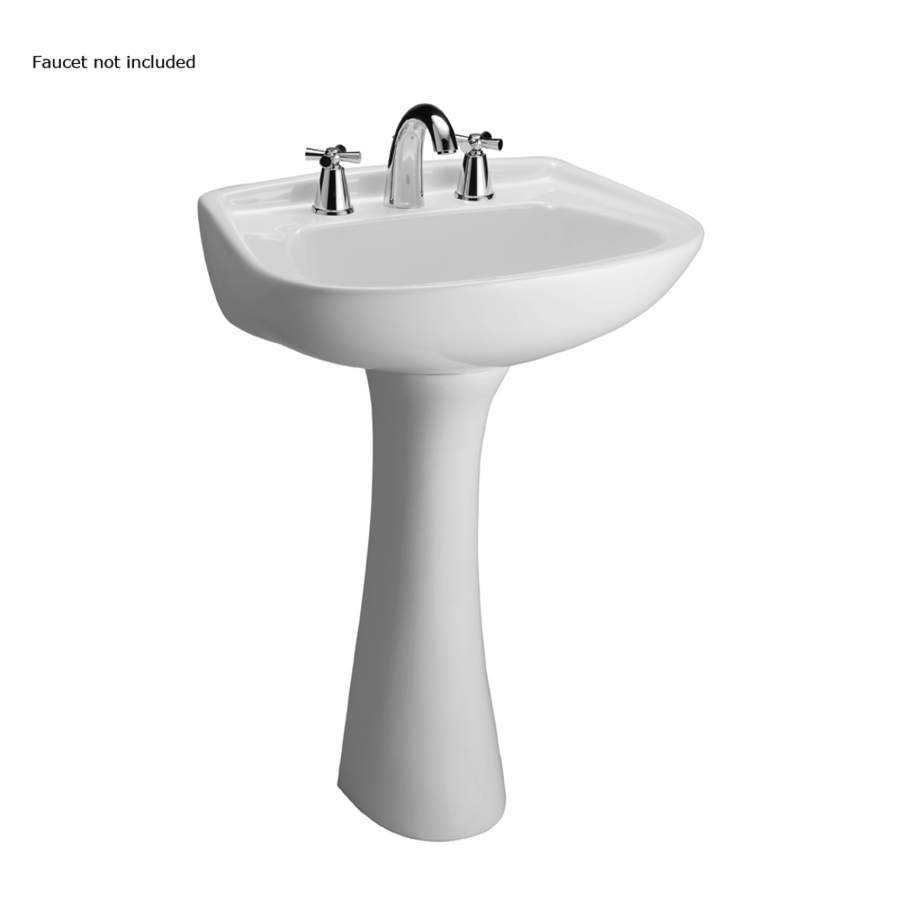 ... Pedestal Sink and Pedestal Sink Installation under Lowes Pedestal Sink