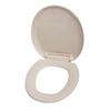 Barclay Plastic Round Slow Close Toilet Seat