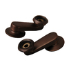 Barclay Swivel Arms for Wall Mounted Faucets 4501-Oil Rubbed Bronze