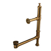 Barclay 1-1/2-in Polished Brass Lift and Turn Pipe