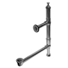 Barclay 1-1/2-in Polished Chrome Lift and Turn Pipe