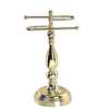 Barclay Everdeen Polished Brass Towel Rack