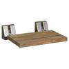 Barclay Teak Wall Mount Shower Seat