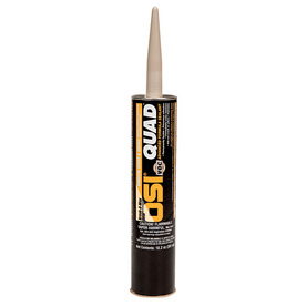OSI QUAD 10 oz Various Colors Solvent-Based Window and Door Caulk