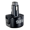 BLACK & DECKER 9.6-Volt 1-Amp Hours Power Tool Battery