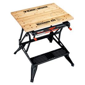 Shop BLACK & DECKER 30-in Adjustable Height 0-Drawer Wood Work