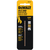 DEWALT 9/64-in Cobalt Twist Drill Bit