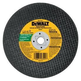 DEWALT 7-in Turbo Carbide Circular Saw Blade
