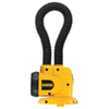 DEWALT 337-Lumen Xenon Spotlight Rechargeable Battery Flashlight
