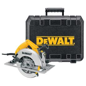 DEWALT 50-Degree 7-1/4-in Corded Circular Saw