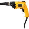 DEWALT 6.2-Amp 1/4-in Keyless Corded Drill with Case