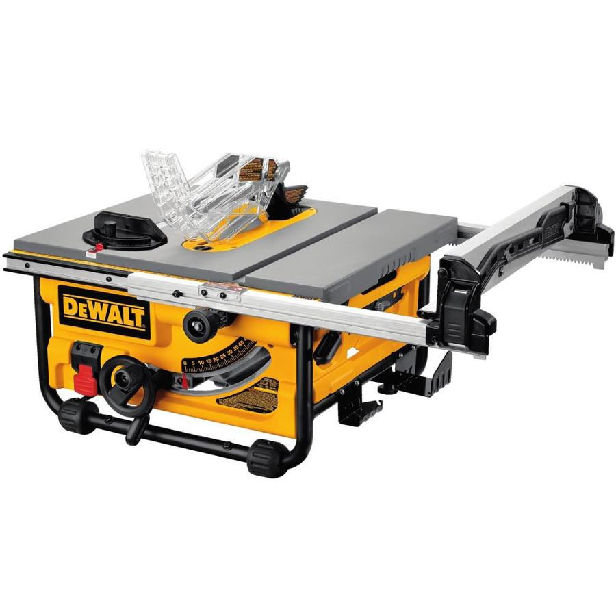De Walt Table Saw