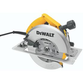 DEWALT 50-Degree 8-1/4-in Corded Circular Saw