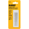 DEWALT Reversible carbide planer blades