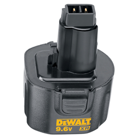 DEWALT 9.6-Volt NiCd Cordless Tool Battery
