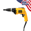 DEWALT 6.2-Amp 1/4-in Variable Speed Deck/Drywall Screwdriver
