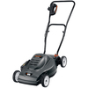 BLACK & DECKER 6.5-Amp 20-in Deck Width Push Corded Electric Push Lawn Mower