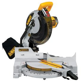 DEWALT 10-in 15-Amp Compound Miter Saw