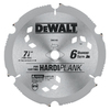 DEWALT 7-1/4-in 6-Tooth Segmented Circular Saw Blade
