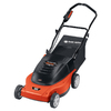 BLACK & DECKER 12-Amp 19-in Corded Electric Push Lawn Mower