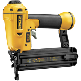 DEWALT 2.8 lbs Finishing Pneumatic Nailer