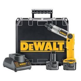 DEWALT 7.2-Volt 1/4-in Cordless NiCad Screwdriver Kit with Hard Case