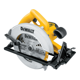 DEWALT 56-Degree 7-1/4-in Corded Circular Saw