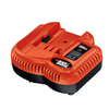 BLACK &amp; DECKER 9.6-Volt - 18-Volt Cordless Power Tool Battery Fast Charger