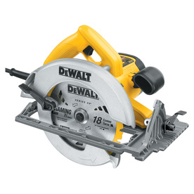 DEWALT 15-Amp 7-1/4-in Corded Circular Saw