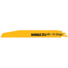 DEWALT 9-in 6 TPI Bi-Metal Reciprocating Saw Blade