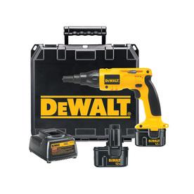DEWALT 12-Volt 1/4-in Cordless Drill with Hard Case