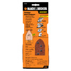 BLACK & DECKER 5-Pack Multi Grade 4-in W x 10-1/2-in L Sandpaper
