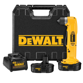 DEWALT 18-Volt 3/8-in Cordless Drill with Battery and Hard Case